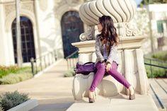 Soft Textures :: Embellished jacket