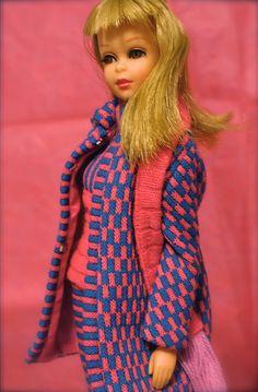 Barbie - Vintage Francie Barbie doll