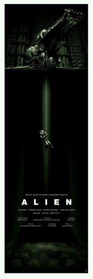 """Alien ( traduccion estupida """" El Octavo Pasajero"""" )"""