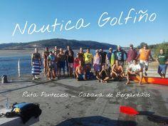 Escola Náutica Golfiño - Caión: Ruta Ponteceso - Cabana de Bergantiños