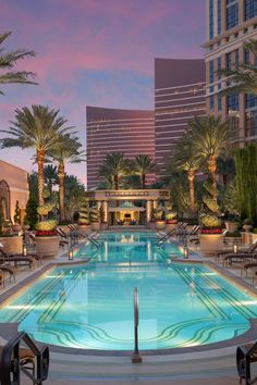 Hang with the A-listers at the hip pool scene. #Jetsetter The Palazzo (Las Vegas, Nevada)