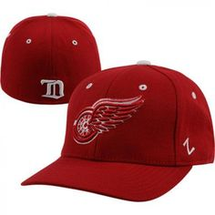 bf2b11af70a Detroit Red Wings Powerplay Fitted Hat  detroitpistons  detroit  pistons   clothes