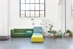 Canapé moderne.