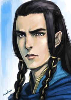 Fingon son of Fingolfin, by ironhill