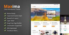 Download Maxima - Retina Ready Wordpress Theme - http://wordpressthemes.me/download-maxima-retina-ready-wordpress-theme/