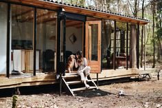 Weekender, Sea Container Homes, Weekends Away, Weekend Trips, Country Life, Lodges, Future House, Netherlands, Holland