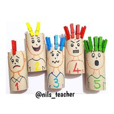Counting Apples Montessori Busy Bag Matching Game, Fine Motor, Learning Colors and Numbers, Toddler Preschool Learning Activities, Infant Activities, Preschool Activities, Teaching Aids, Montessori Toddler, Kids Education, Crafts For Kids, Maths, Instagram Tbt