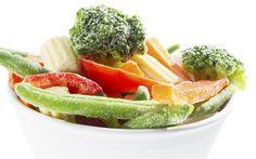 Trucos para congelar las verduras