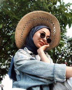 Modest Fashion Hijab, Modern Hijab Fashion, Muslim Women Fashion, Casual Hijab Outfit, Hijab Fashion Inspiration, Hijab Chic, Fashion Outfits, Hijab Trends, Hijab Ideas
