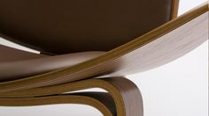 CH07 Shell Midcentury Modern Flexible Chairs | Coalesse