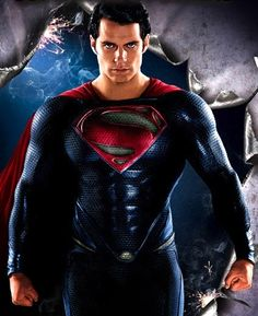 "Check out this great exercise called ""The Superman Dumbbell Front Raise"" (inspired by the Man of Steel himself)"