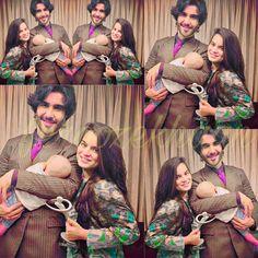 Frock Fashion, Abaya Fashion, Sweet Couples, Cute Couples, Feroz Khan, Alphabet Letters Design, Hania Amir, Glamour Shots, Pakistani Actress