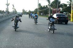 Detienen a 14 personas realizaban carreras ilícitas de motocicletas en Jarabacoa