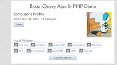 Beginner's Guide to Ajax Development with PHP. #php #ajax