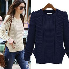 Cheap sweater star, Buy Quality sweater types directly from China sweater definition Suppliers: Bust 72CM, Sleeve 53CM,Payment:We accept alipay here. All major credit cards are accepted through secure payment process
