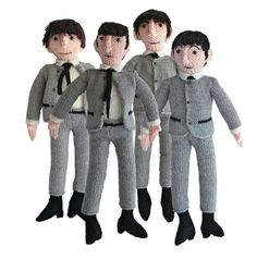 Knit The Beatles
