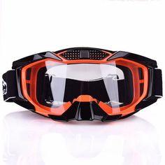 2ec3125ee16 Motorcycle Helmet MX Goggles Glasses