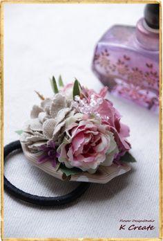 イメージ4 - 夏のおリボンアクセサリーetc.の画像 - sepia 彩 no 花 creation - Yahoo!ブログ