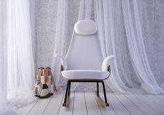 NANA Rocking Chair by Alegre Design