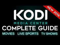 2015 & 2016 Easiest 1 Click XBMC KODI Setup / Free TV & Movies - YouTube