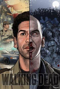 The Walking Dead, Shane!