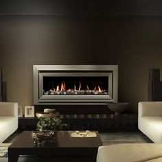 ESCEA IB1100 Series High Output Indoor Gas Fireplace