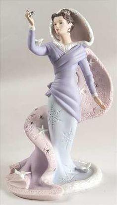 Lenox, 'Clarissa',Christmas Princess Collection