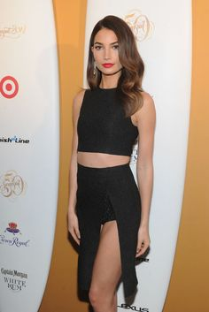 Lily Aldridge - Sports Illustrated Swimsuit Celebrates 50 Years Of Swim In NYC