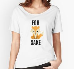For Fox Sake by clairesdesign
