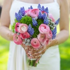 A fresh, bright color palette of pink and lavender was the perfect option for this romantic multi-cultural wedding!