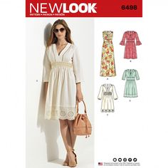6498 - New Look Patterns