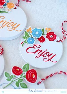Bitty-Bouquet-tags by Betsy Veldman.