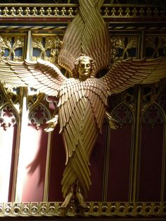 Seraphim. Padstow. England.  Little Petherick, St. Petroc Minor.