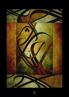 Arabic Calligraphic Artworks