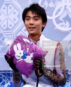 New Olympic Gold Medalist: Yuzuru Hanyu (JPN)