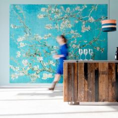 Contemporary wall decorating by IXXI design in different designs.