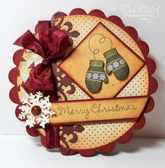 Paper Craft Planet Sketch Challenge sk101212 using images from Holiday Season Sampler.
