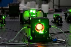 Trapping flying qubits in a crystal (and getting them back out) | Ars Technica
