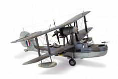 Airfix Releases First Build Photos of Upcoming Supermarine Walrus Flying Boat, Royal Air Force, Mk1, Fighter Jets, Aircraft, Building, Pigeon, Planes, Aviation