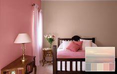 Die 12 besten Bilder von Schlafzimmer altrosa | Wall painting colors ...