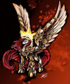 Lauren Faust: The God Empress of all Ponykind by *EuropaMaxima on deviantART