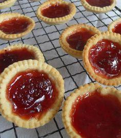 The English Kitchen: Strawberry Jam Tarts