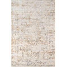 Juliet Beige Polypropylene 8x10 Rug | Weekends Only Furniture and Mattress