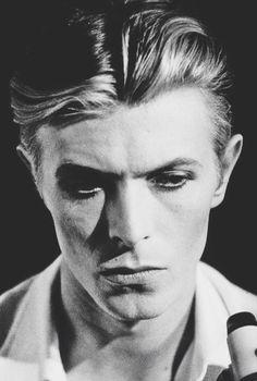 Portrait of Bowie 1976 Iggy Pop, Beatles, Foto Portrait, The Thin White Duke, Tribute, Major Tom, Rocker, Ziggy Stardust, Lord