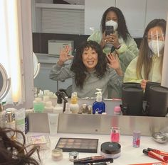Sandra Oh, Cristina Yang, Jodie Comer, Greys Anatomy, Celebs, People, Phase 4, Shallow, Potato
