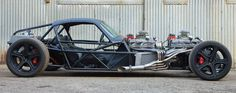 Tubular Rat Rod by Yannic...slightly confused, mostly blown away