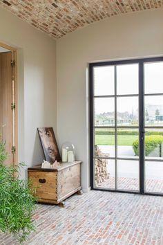 New Exterior Window Design Ideas Doors 19 Ideas Home Interior Design, Exterior Design, Interior Architecture, Interior And Exterior, Quirky Home Decor, Easy Home Decor, Inside Home, Brick Flooring, Window Design