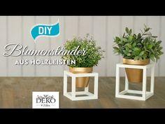 blumenständer selber bauen - alte holzleiter als blumenleiter ... - Blumenstander Selber Bauen Alte Holzleiter