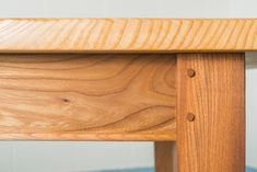 Individually crafted using stunning British & European hardwoods. Order your table online or call to discuss a bespoke design. Joinery Details, Handmade Table, Bespoke Kitchens, Bespoke Design, Dining Room Table, Loom, Hardwood, British, Interiors