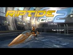 Jet racing game Riptide GP2 is now free in the Play Store